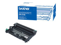 Brother DR-2100 - Original - trommelsett - for Brother DCP-7030, 7040, 7045, HL-2140, 2150, 2170, MFC-7320, 7440, 7840; Justio DCP-7040 DR2100